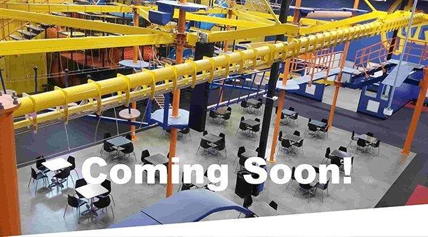 Zipline Adventure - Indoor Family Entertainment Center